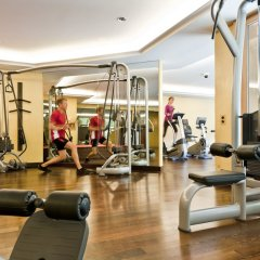 Отель Le Grand Bellevue фитнесс-зал фото 3