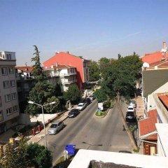 Nature Hotel Apartments Турция, Стамбул - отзывы, цены и фото номеров - забронировать отель Nature Hotel Apartments онлайн балкон