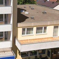 Отель Comfort Hotel Am Medienpark Германия, Унтерфёринг - отзывы, цены и фото номеров - забронировать отель Comfort Hotel Am Medienpark онлайн балкон