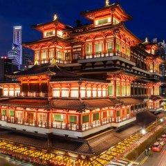 Отель Yes Chinatown Point Сингапур