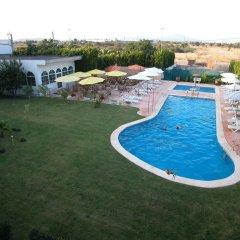 Hotel Crystal Park бассейн фото 2