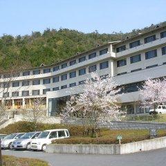 Отель Kyukamura Ohmi-Hachiman Омихатиман