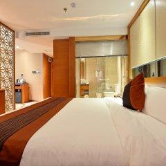 Отель Reeth Rah Hotel Xiamen Китай, Сямынь - отзывы, цены и фото номеров - забронировать отель Reeth Rah Hotel Xiamen онлайн комната для гостей фото 3