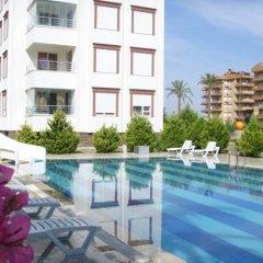 Restpark Apartments Турция, Анталья - отзывы, цены и фото номеров - забронировать отель Restpark Apartments онлайн бассейн