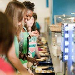 Отель Génération Europe Youth Hostel Бельгия, Брюссель - 2 отзыва об отеле, цены и фото номеров - забронировать отель Génération Europe Youth Hostel онлайн фото 20