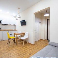 Апартаменты More Apartments na GES 5 (1) Красная Поляна комната для гостей фото 2