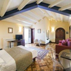 Отель Antico Hotel Roma 1880 Италия, Сиракуза - отзывы, цены и фото номеров - забронировать отель Antico Hotel Roma 1880 онлайн комната для гостей фото 3