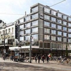 Отель NH Amsterdam Caransa городской автобус