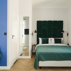 Отель No.4 Residence Варшава комната для гостей фото 2