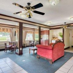 Отель America`s Best Inn Vicksburg США, Виксбург - отзывы, цены и фото номеров - забронировать отель America`s Best Inn Vicksburg онлайн комната для гостей фото 3