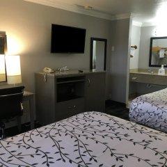 Отель Americas Best Value Inn-Milpitas/Silicon Valley удобства в номере фото 2