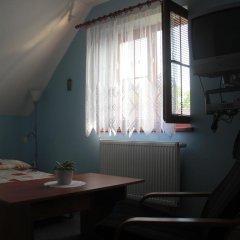 Отель Pension Olga Лиса-над-Лабем питание
