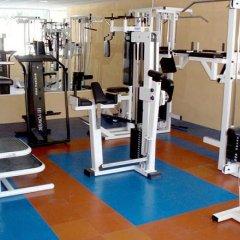 Hotel Oasis Park фитнесс-зал фото 4