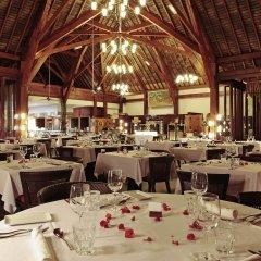 Отель Sofitel Moorea la Ora Beach Resort Французская Полинезия, Папеэте - 1 отзыв об отеле, цены и фото номеров - забронировать отель Sofitel Moorea la Ora Beach Resort онлайн помещение для мероприятий