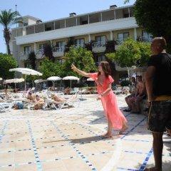 Отель Novia Gelidonya пляж фото 2