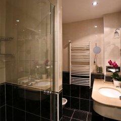 Отель Leonardo Prague Чехия, Прага - 12 отзывов об отеле, цены и фото номеров - забронировать отель Leonardo Prague онлайн ванная фото 2