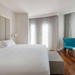 Отель NH Nacional Испания, Мадрид - 2 отзыва об отеле, цены и фото номеров - забронировать отель NH Nacional онлайн комната для гостей фото 5