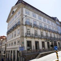 Hotel Carris Porto Ribeira вид на фасад фото 2