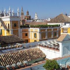 Отель Las Casas de la Juderia Sevilla Испания, Севилья - отзывы, цены и фото номеров - забронировать отель Las Casas de la Juderia Sevilla онлайн балкон