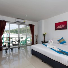 Golden House Hotel Patong Beach комната для гостей фото 4