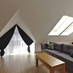 Отель Apartamenty Forma Tatrica Закопане комната для гостей