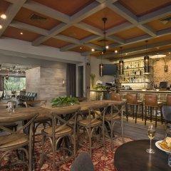 Отель Bernardus Lodge & Spa гостиничный бар