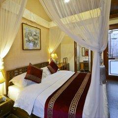 Отель Jihouse Hotel Китай, Пекин - отзывы, цены и фото номеров - забронировать отель Jihouse Hotel онлайн комната для гостей
