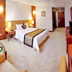 Muong Thanh Grand Ha Long Hotel комната для гостей