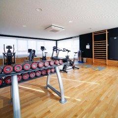 Отель Axor Feria фитнесс-зал фото 4