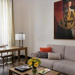 Отель NH Collection Palacio de Tepa комната для гостей фото 5