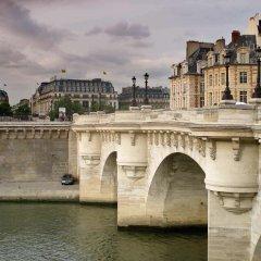Отель Mercure Paris Notre Dame Saint Germain Des Pres балкон