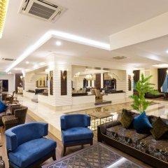 Villa Side Hotel - All Inclusive Сиде интерьер отеля фото 2