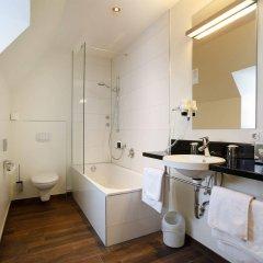 Отель am Jakobsmarkt Германия, Нюрнберг - отзывы, цены и фото номеров - забронировать отель am Jakobsmarkt онлайн ванная