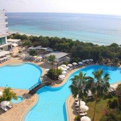 Отель Grecian Bay Айя-Напа бассейн фото 3