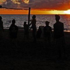 Отель Aquarius on the Beach Фиджи, Вити-Леву - отзывы, цены и фото номеров - забронировать отель Aquarius on the Beach онлайн приотельная территория