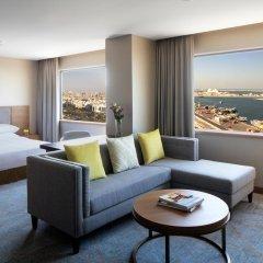 Отель Hyatt Regency Galleria Residence Dubai комната для гостей фото 5