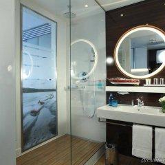 Отель Lindner Congress Hotel Германия, Дюссельдорф - отзывы, цены и фото номеров - забронировать отель Lindner Congress Hotel онлайн ванная