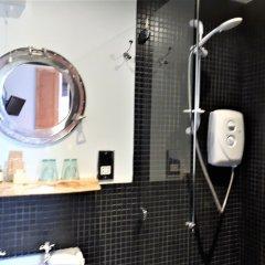 Отель 27 Brighton Великобритания, Кемптаун - отзывы, цены и фото номеров - забронировать отель 27 Brighton онлайн ванная