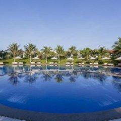 Отель Dessole Sea Lion Nha Trang Resort Кам Лам бассейн фото 2
