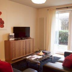 Отель Dreamhouse Holyrood Apartments Великобритания, Эдинбург - отзывы, цены и фото номеров - забронировать отель Dreamhouse Holyrood Apartments онлайн комната для гостей фото 3