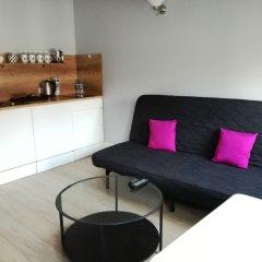 Апартаменты Novitas Apartments Вроцлав комната для гостей фото 5