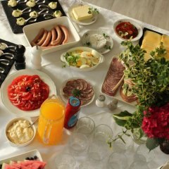Отель Hostel - Kartuska Польша, Гданьск - отзывы, цены и фото номеров - забронировать отель Hostel - Kartuska онлайн питание фото 3