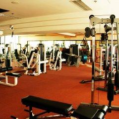 Grand Tower Inn Rama VI Hotel фитнесс-зал