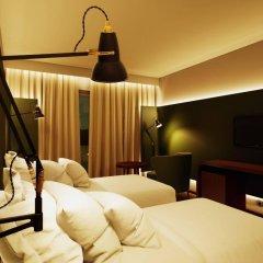 Отель Grand Hotel Açores Atlântico Португалия, Понта-Делгада - 1 отзыв об отеле, цены и фото номеров - забронировать отель Grand Hotel Açores Atlântico онлайн комната для гостей фото 3