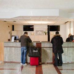 Отель Alfa Fiera Hotel Италия, Виченца - отзывы, цены и фото номеров - забронировать отель Alfa Fiera Hotel онлайн интерьер отеля фото 2