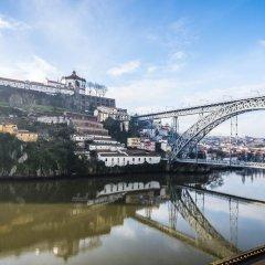 Отель Oporto Trendy River Португалия, Порту - отзывы, цены и фото номеров - забронировать отель Oporto Trendy River онлайн приотельная территория фото 2