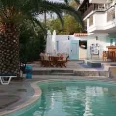 Отель Golden Sun Village Греция, Пефкохори - отзывы, цены и фото номеров - забронировать отель Golden Sun Village онлайн фото 4