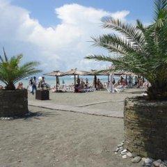 Hostel Delfin пляж