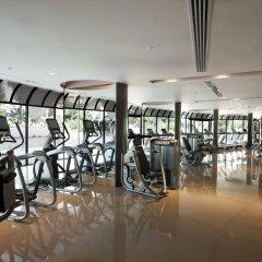Отель Grand Azur Marmaris фитнесс-зал