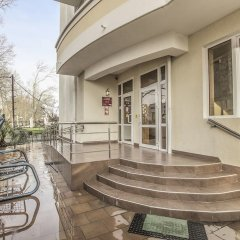 Rus Hotel балкон